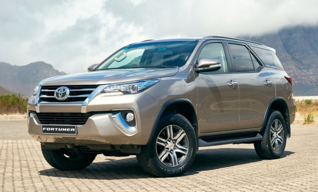 Toyota запускает новый рамный джип