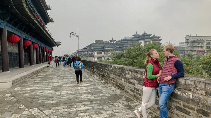 Зимой тут иногда ходят в защитных масках: семья из Новосибирска спонтанно переехала в китайский Харбин