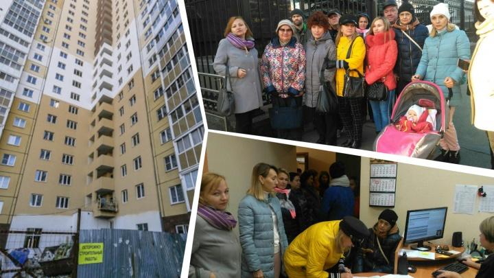 «Ждали этот участок»: застройщик проблемных домов «Академа» рассказал, когда дольщики получат жильё