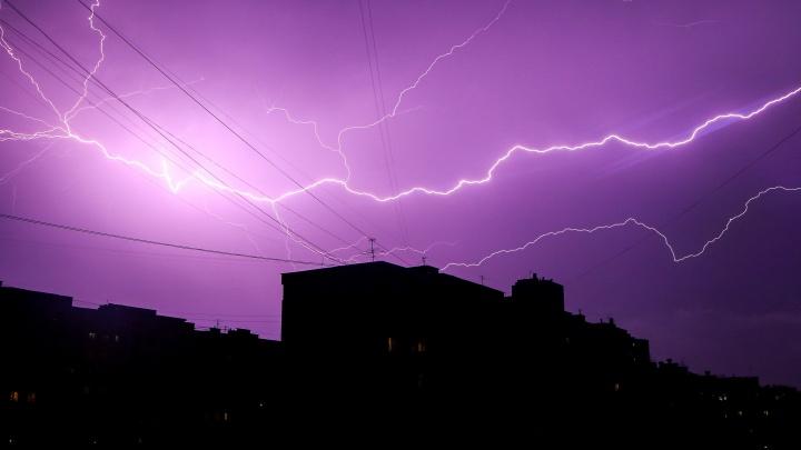 Экстренное предупреждение: резкое ухудшение погоды — нижегородцев ждут грозы