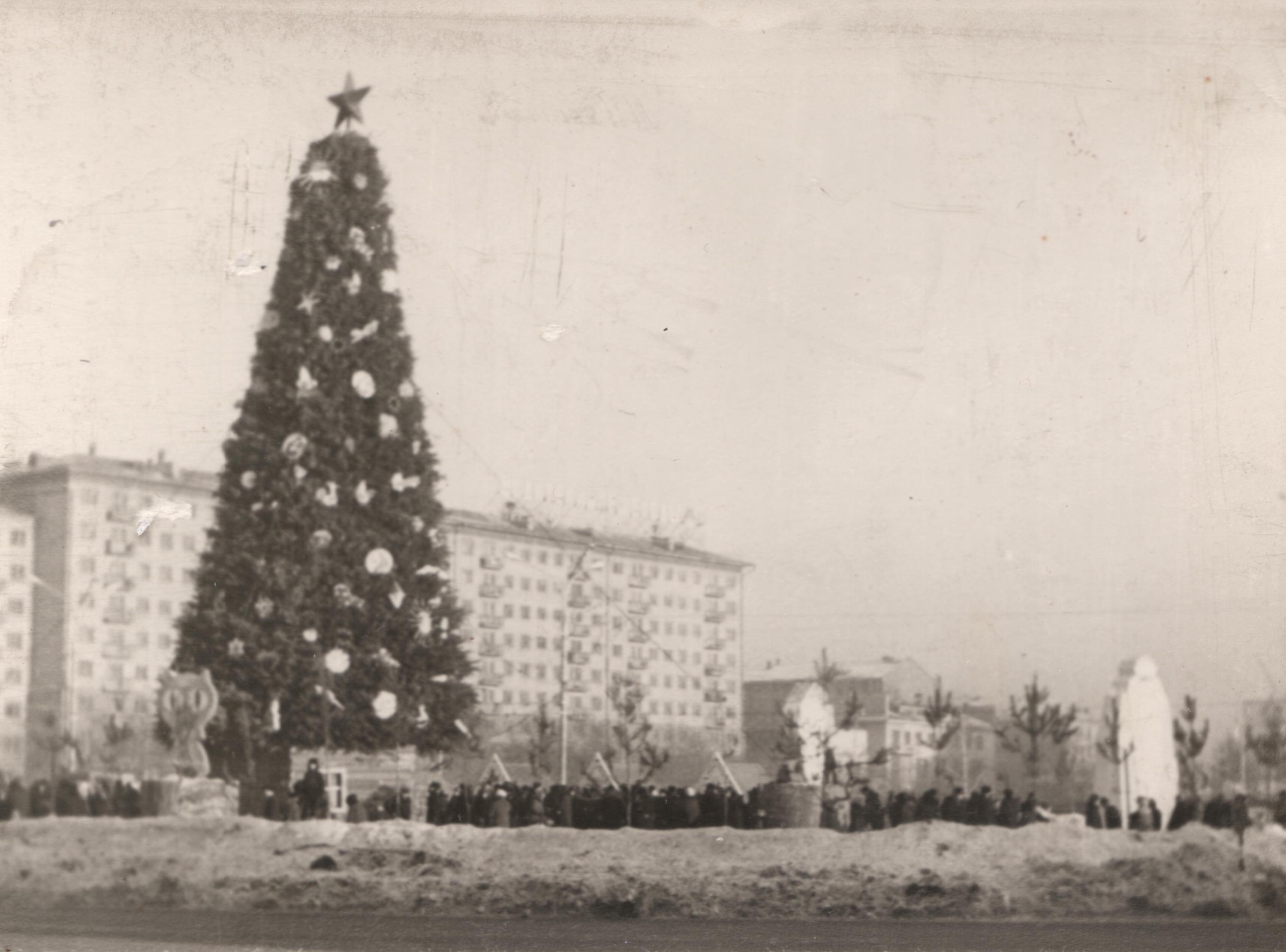 Ледовый городок 1968 года