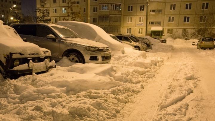 Снегоуборочная техника проедет по уфимским дворам