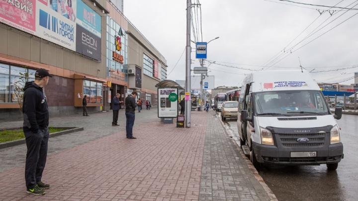 «На матах оттаскал»: водитель маршрутки отругал пассажира за отказ ехать до конечной