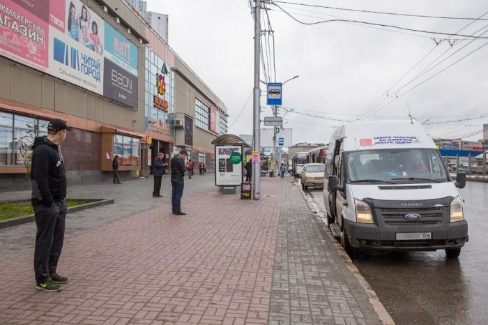 Водители пригородных маршруток агрессивно реагируют на городских пассажиров