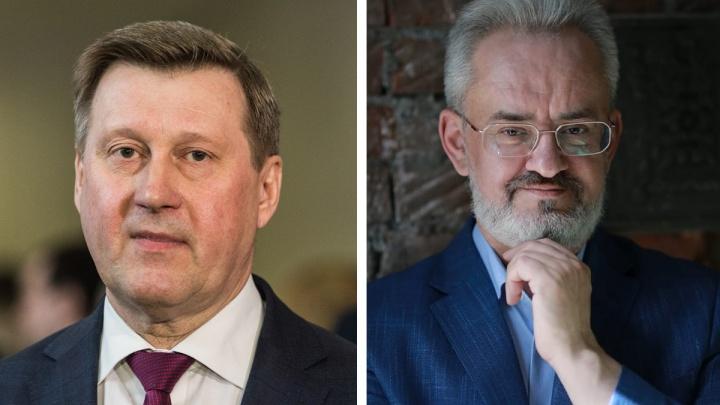 Кандидат в мэры подал иск о снятии Анатолия Локтя с выборов