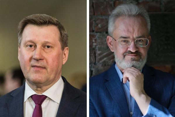 Виктор Козодой подал иск о снятии с выборов Анатолия Локтя