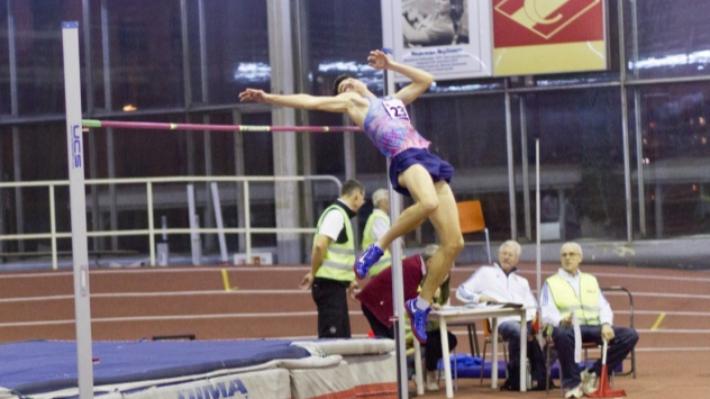Волгоградец выиграл первенство России по прыжкам в высоту среди юниоров