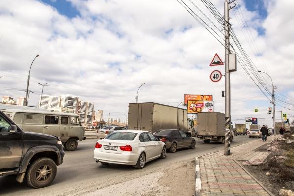 Только две трети новосибирского автопарка с левым рулем