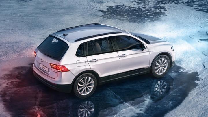 Как полюбить зиму: обзор внедорожника Volkswagen Tiguan Winter Edition