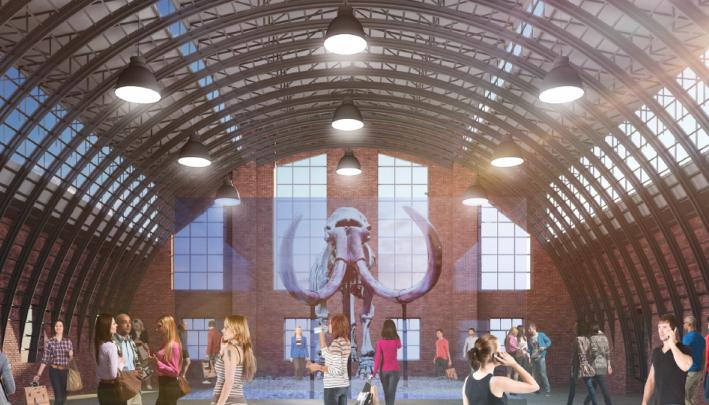 Власти заключили контракт на проектирование краеведческого музея на заводе Шпагина