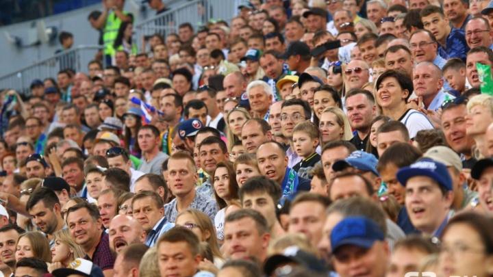 «Крылья Советов» запустили в продажу дополнительные билеты на матч против «Локомотива»