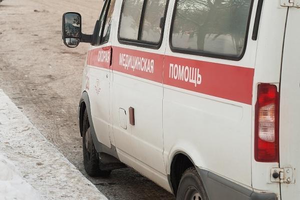 Малыша перевезли из Троицка в детскую областную больницу с переохлаждением