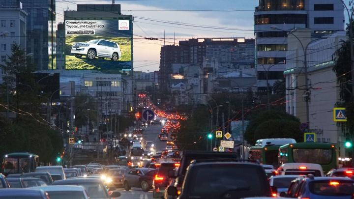 Екатеринбургский прорыв:уральская компания вывела идеальную формулу наружной рекламы
