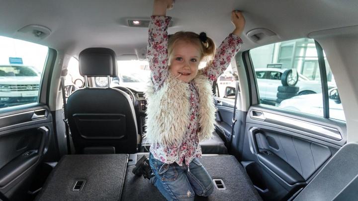 «Папа покупает автомобиль!»: как выглядит идеальное семейное авто глазами ребенка