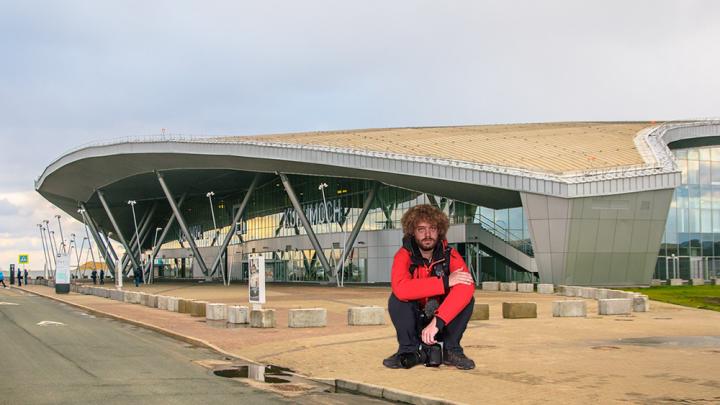 Известный блогер Илья Варламов включил Курумоч в десятку лучших аэропортов России