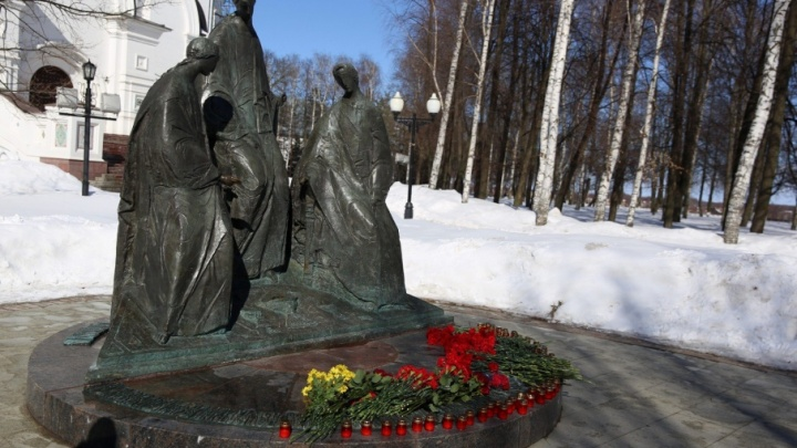 В Ярославле вечером проведут траурную акцию по погибшим в Кемерово