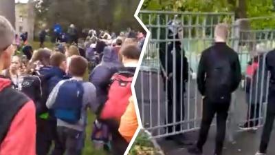 Полиция вычислила подростка, сообщившего о минировании школы №18 в Ярославле