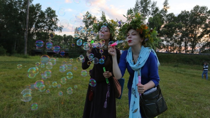 «МИР Сибири» по-красноярски и концерт на крыше: 7 эффектных рецептов отличного отдыха в будни