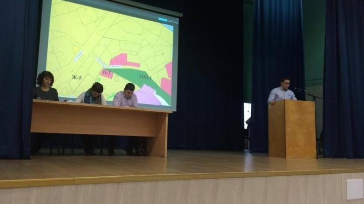 Кусок земли в микрорайоне Заречный признали годным для Дома Ингушетии