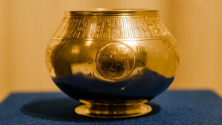 В Пермь привезли сокровища средневекового Кремля: фоторепортаж с новой выставки