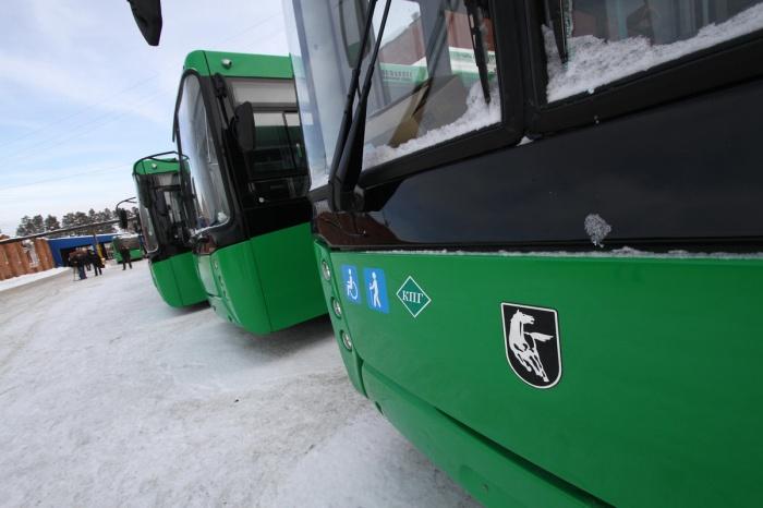 В мэрии обещали, что автобусы «Гортранса» будут дублировать 024-й маршрут с понедельника, но водителям потребовалось провести инструктаж
