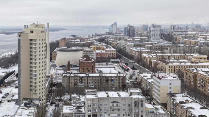 Снежный накат и гололедица: синоптики обещают волгоградцам скользкие выходные