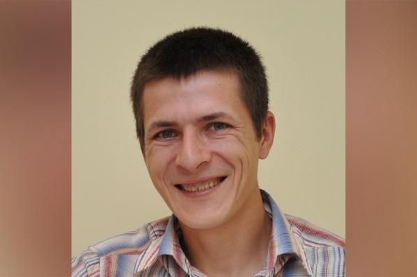 Сергей Бильский пропал в Ленинском районе