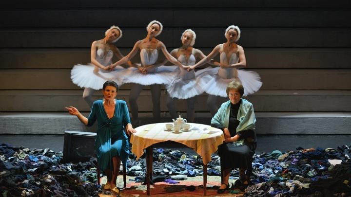 Актриса омского драмтеатра получила «Золотую Маску»