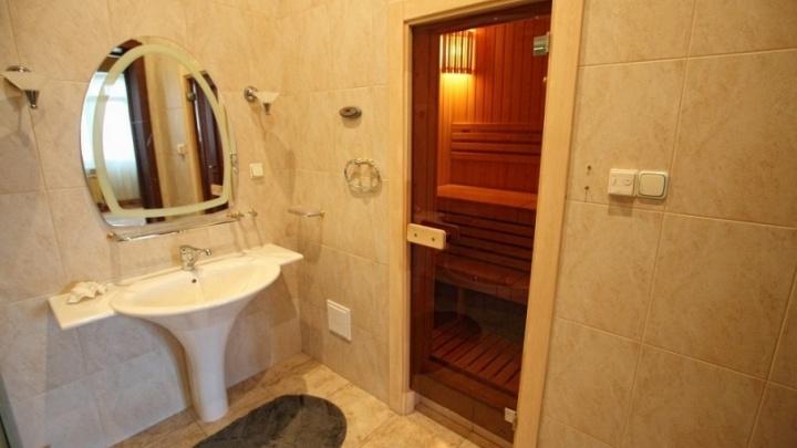 Парная в многоэтажке: в Челябинске нашли дешёвые квартиры с собственной сауной