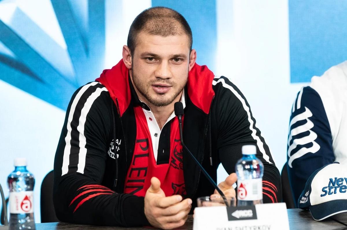 Иван Штырков, которого называют Уральским Халком, проведет свой первый бой в UFC в апреле