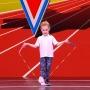 «Грязно. И заборов много»: четырёхлетняя спортсменка рассказала о Челябинске на шоу Максима Галкина