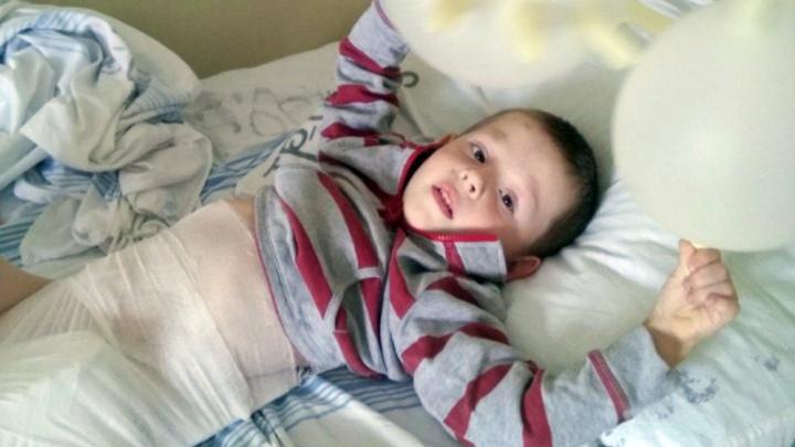Суд прекратил уголовное дело челябинца, из-за батута которого мальчик получил тяжёлый перелом