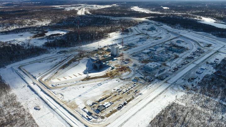 В Железногорске осудили 4 подельников, похитивших 25 миллионов со стройки космодрома «Восточный»