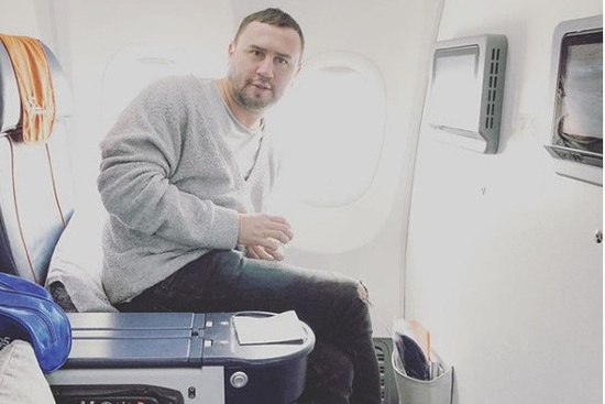 Павел Депершмидт заявил о сильных побоях и обратился в полицию