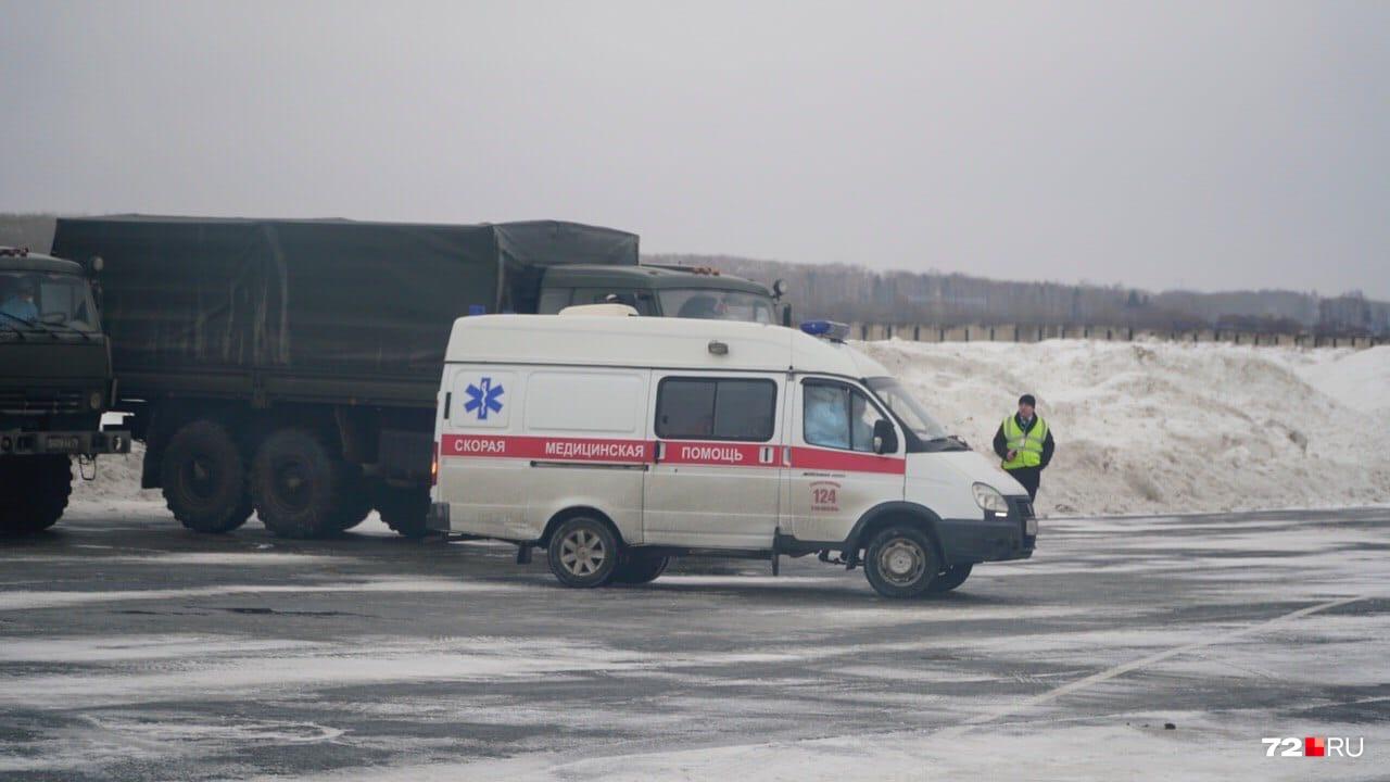 По официальной информации, все пассажиры, прилетевшие в Тюмень на карантин, здоровы