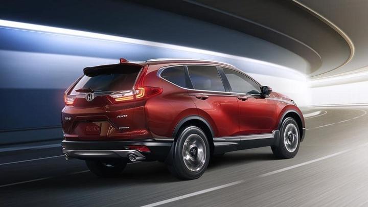 В машине — как дома: топ-5 мегакомфортных фишек Honda CR-V