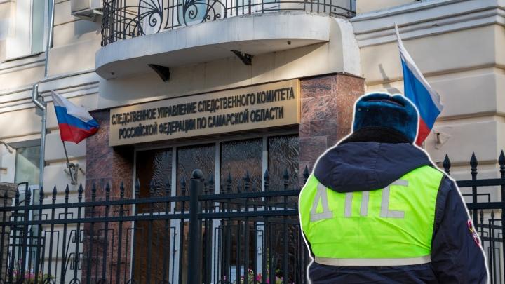 Высокопоставленный сотрудник самарского полка ДПС стал фигурантом уголовного дела