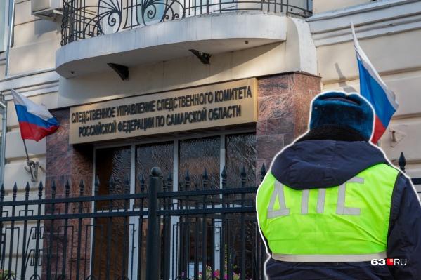 """В следкоме считают, что полицейский взял у сослуживца <nobr class=""""_"""">100 000</nobr> рублей"""