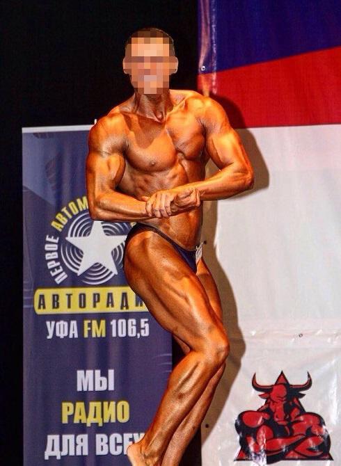 Тренер, которого обвинили в педофилии, участвовал в соревнованиях по бодибилдингу