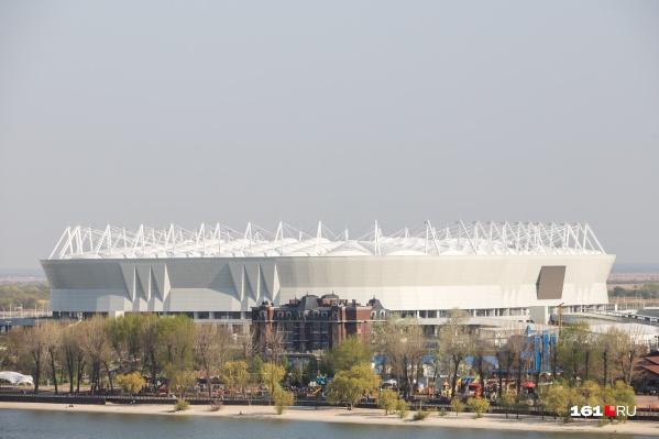 Уже с 18:30 двери стадиона откроются для болельщиков