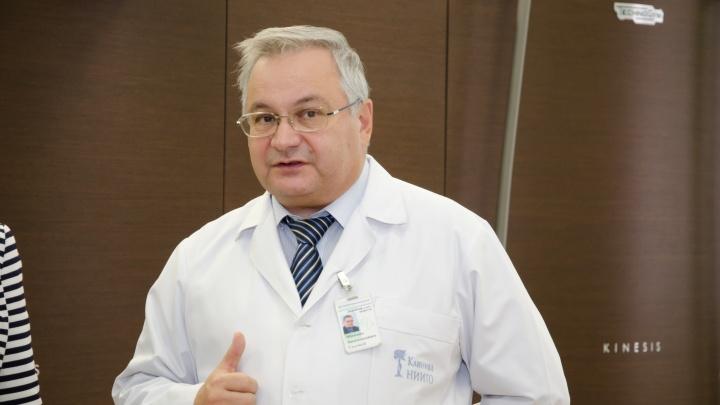 Обвинение потребовало 4 года колонии для бывшего главы НИИТО Михаила Садового