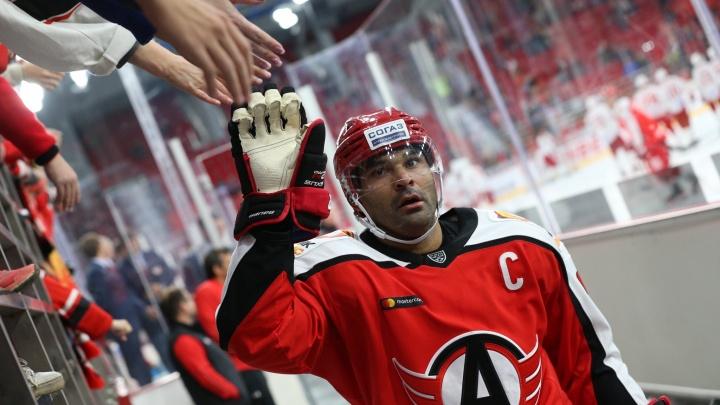 Триумф Доуса: «Автомобилист» одержал вторую победу в новом сезоне КХЛ