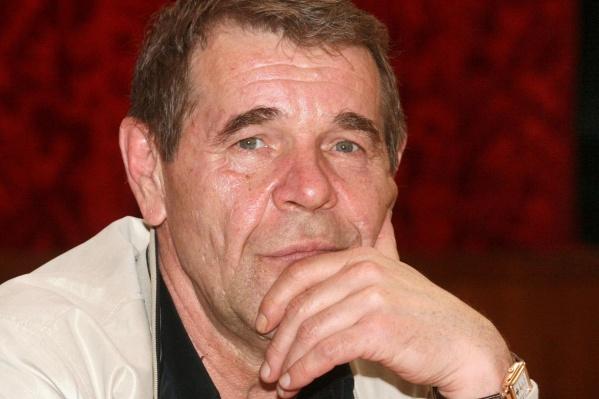 Актеру 26 марта исполнилось 68 лет