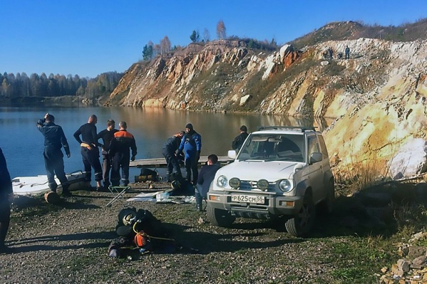 Поиски погибшего аквалангиста Игоря Моргунова ещё продолжаются