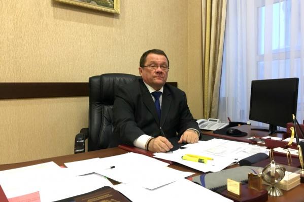 Валерий Холодов курирует отрасль АПК