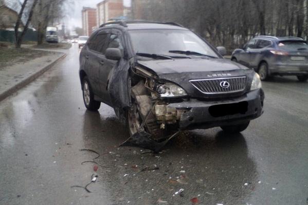 Авария обошлась без пострадавших, отмечают аварийные комиссары