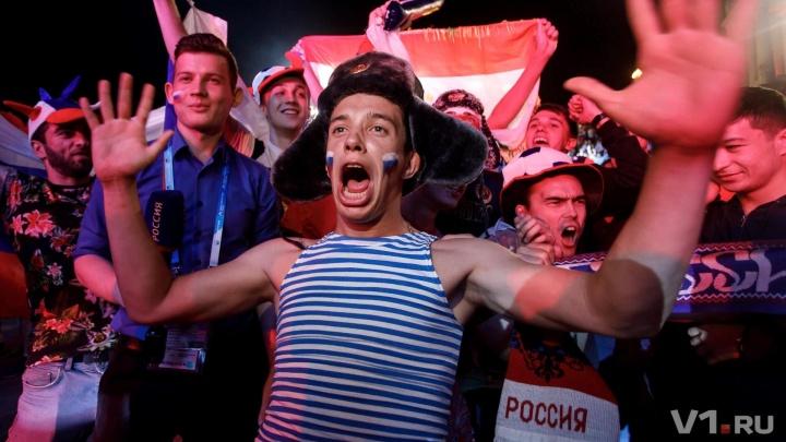 Это сказка! Впервые в истории российская сборная пробилась в плей-офф чемпионата мира