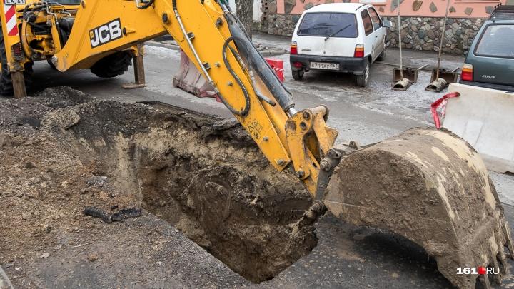 В четырех районах Ростова на сутки отключат воду