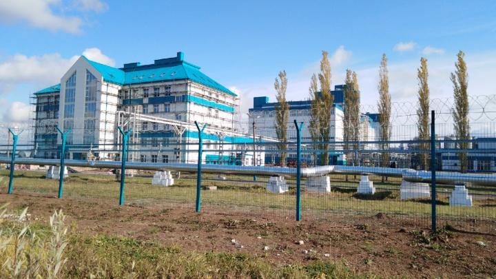 В Башкирии по факту разлива промстоков на «Полиэфе» завели уголовное дело