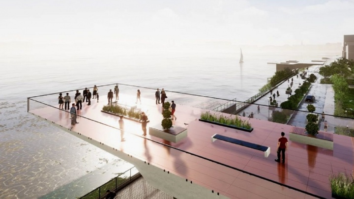 Понастроили тут: высотки, четырехэтажки и огромные жилые комплексы, которые удивляют